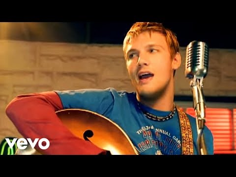 Nick Carter - Do I Have To Cry For You (Official Video)