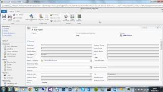 CRM 2011 - Form Types and JavaScript