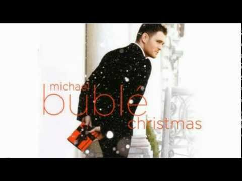Michael Bublé - White Christmas [LYRICS]