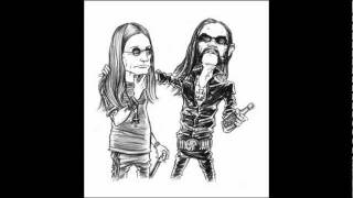 Motorhead and Ozzy Osbourne - Hellraiser (The Best Mix)