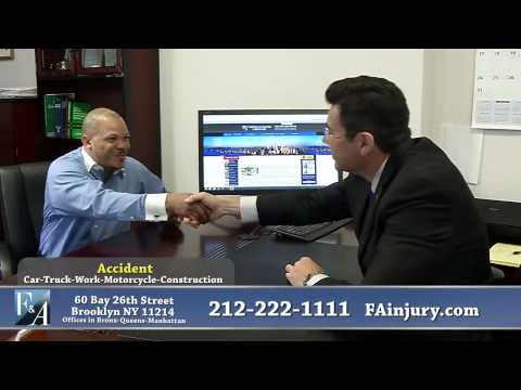 Top Rated New York Accident Lawyers with Offices in Brooklyn, Bronx, Queens, and Manhattan