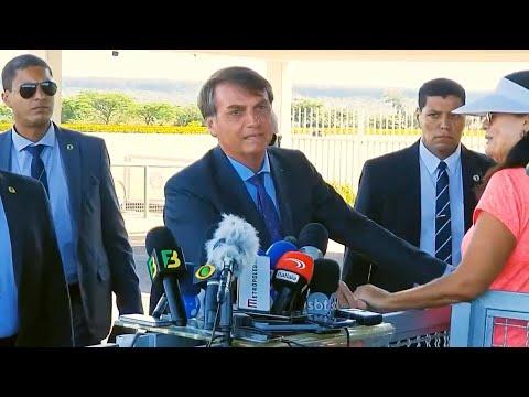 afpbr: Transparência: governo Bolsonaro interfere no combate à corrupção | AFP