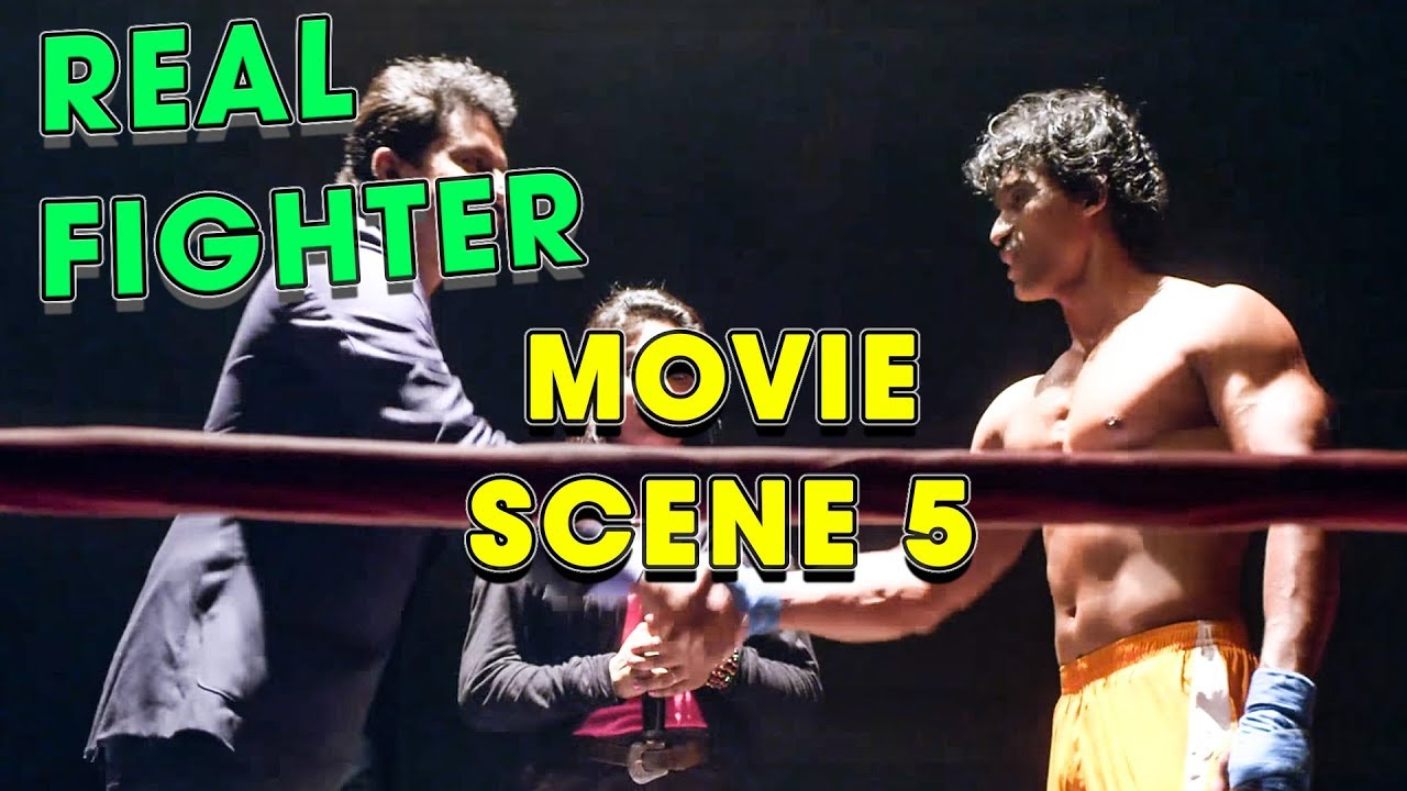 Real Fighter - Hindi Dubbed Movie | Movie Scene 5 | Sajeev Attigal | Satheesh Attingal | Gayathri