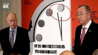 Часы Судного Дня. Сколько осталось до апокалипсиса?