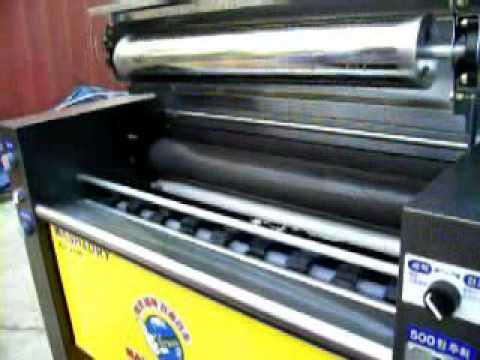 Car Mat Washing Drying Machine Baishan Korea Youtube