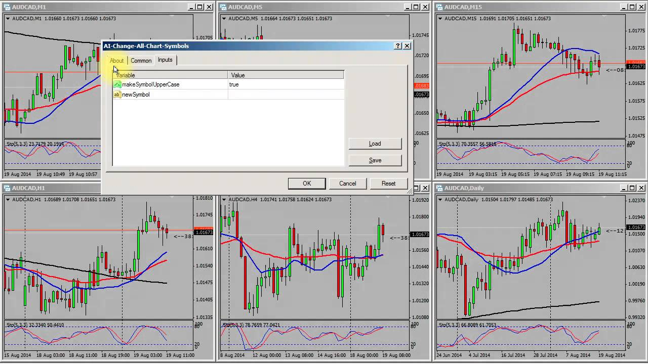 Partial close script mt4