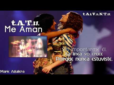 T.A.T.u. | Loves Me Not | Spanish Cover | Me Aman