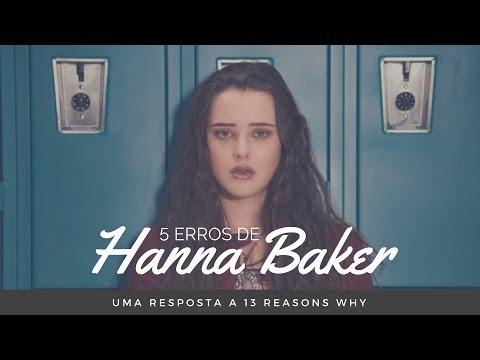 5 Erros de Hannah Baker - Tiago Mattes