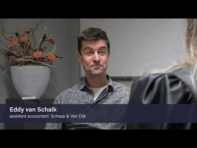 Deelnemer Eddy van Schaik - over het Next Level Program - Into Academy