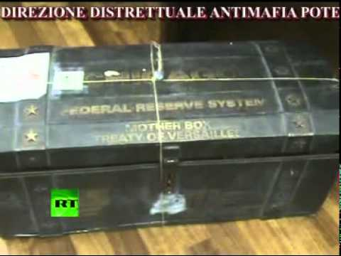 Italian police seize fake bonds worth a third of US national debt