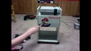 RARE Nintendo NES Display Shelf Review