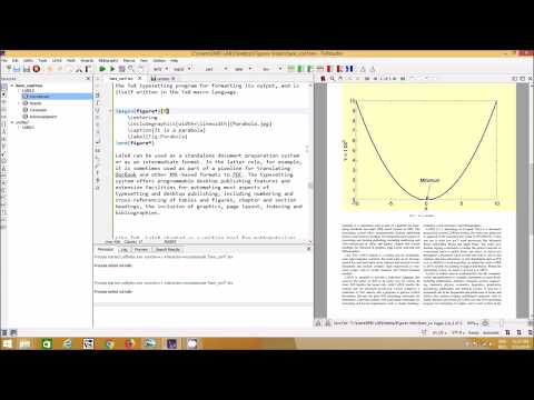 Working with Figures in IEEE Latex Template - YouTube