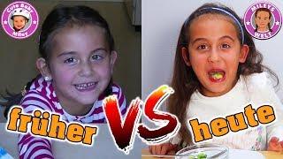 FRÜHER vs. HEUTE - CuteBabyMiley 2014 vs. Mileys Welt 2017 - YouTube Rewind