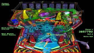 Full Tilt! 2 Pinball - 01 - Alien Daze