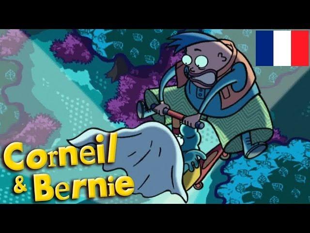 Corneil & Bernie - Un être venu d'ailleurs S01E06 HD