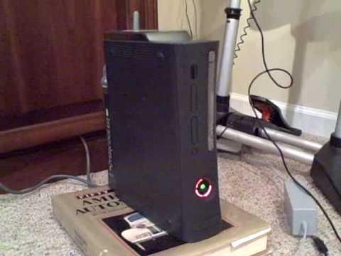 Xbox 360 Elite RROD