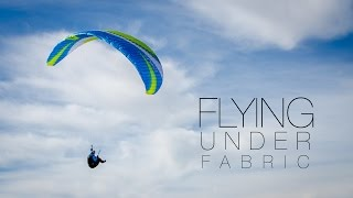 Flying Under Fabric