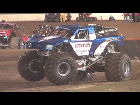 TMB TV: Monster Trucks Unlimited 7.7 - Wheatland, MO 2016