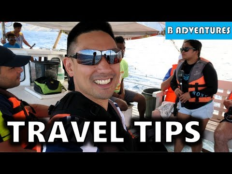 Travel Tips: Island Tours Coron Palawan Philippines S4, Vlog 65