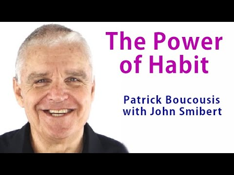 How to leverage the power of habit - Patrick Boucousis - Talking Sales episode 312