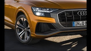 New Audi Q8 2019 REVIEW - see why it's better than a BMW X6 | 335-hp turbo