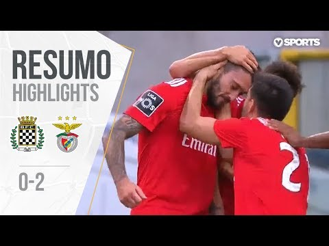 Highlights | Resumo: Boavista 0-2 Benfica (Liga 18/19 #2)