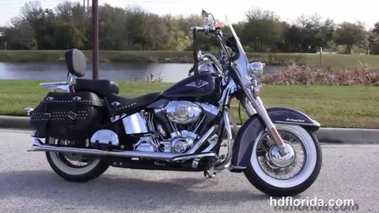 Harley Davidson Heritage Softail For Sale