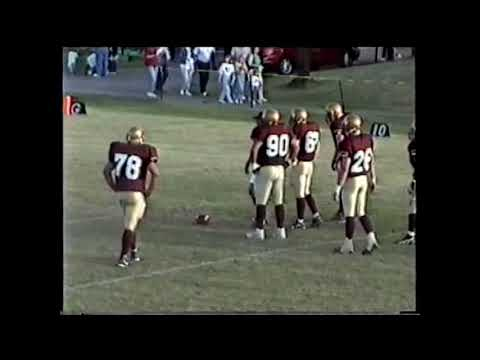 NCC  - Lake City Stars - Glove City Football  6-19-99