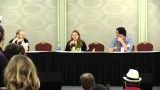 Trotcon IV (2015) - Writers Q&A - M.A. Larson & G.M. Berrow