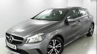 Mercedes-Benz A Class 1.5 A180d SE (s/s) 5dr @First4Car