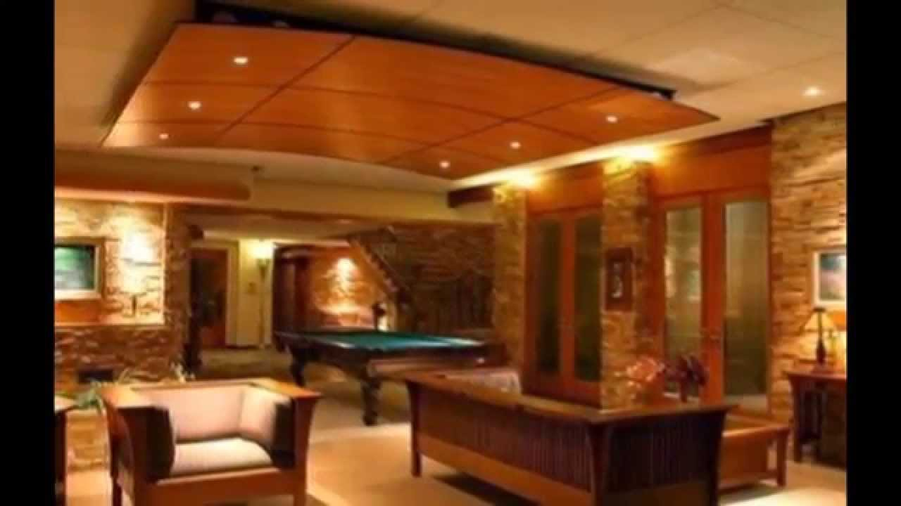 Design Unique Drop Ceiling