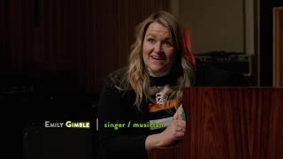 Emily Gimble - East Of Kerens (Live on eTown)