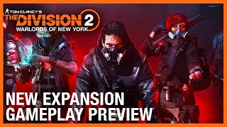 The Division 2: New Expansion Gameplay Preview | Ubisoft [NA]