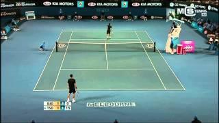 australian open 2008   novak djokovic vs jo wilfried tsonga highlights ᴴᴰ