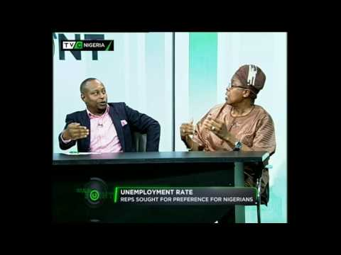 STANDPOINT | Unemployment rate in Nigeria; Reps wants preference for Nigerians