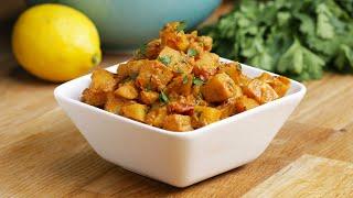 Easy-Peasy Potato Curry