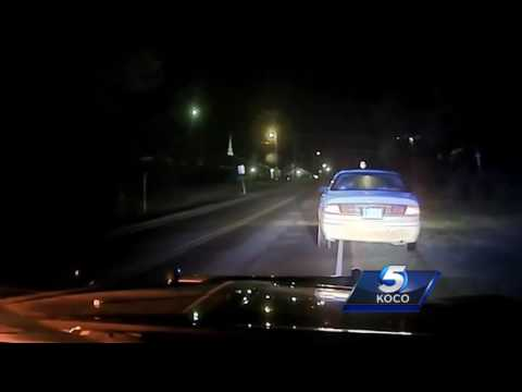 Watch: Police Release Full Dash Camera Footage Of Incident Between Tecumseh Officer, Suspect