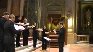 Ad te levavi - G. P. da Palestrina - Cappella Musicale della Cattedrale di Fiesole