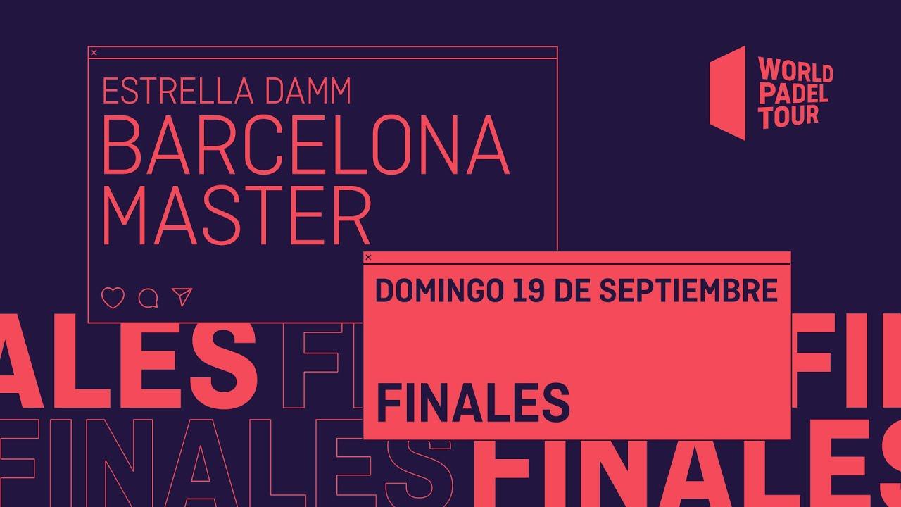 Download Finales - Estrella Damm Barcelona Master 2021  - World Padel Tour