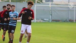 استعدادات الدحيل للقاء العربي في الجولة الرابعة من كأس QSL