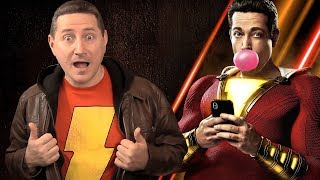 Shazam Movie Review (2019)