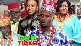 Royal Ticket Season 5 & 6 - ( Zubby Michael ) 2019 Latest Nigerian Movie
