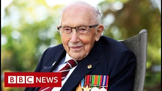 Remembering Captain Sir Tom Moore - BBC News