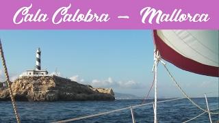 Sailing The Balearics: E34 Mallorca, Cala Calobra
