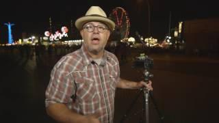 "Photo Tip Friday: Gabriel Biderman ""Night Photography Shutter Speeds"""