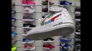 Gone Yhc - Nike Air Force 1 custom