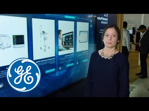 What's new with GE Healthcare – Cardiology Solutions #cardiology