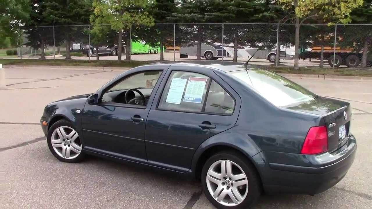 2002 Volkswagen Jetta GLS Turbo w/ Tiptronic - YouTube