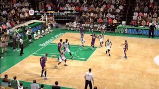 NBA Live 09 Gameplay HD