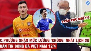 VN Sports 12/4 | Nóng:CLB Thái bất ngờ 'lật mặt' với Văn Lâm, lộ 4 cái tên mới sắp được gọi lên ĐTVN